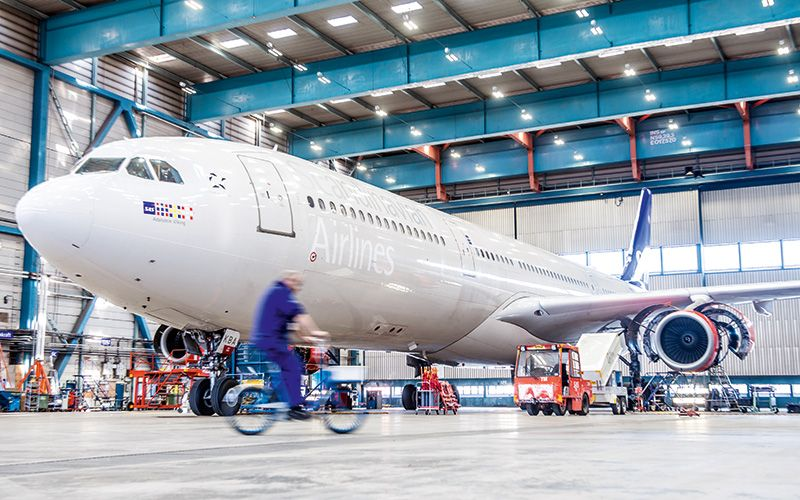 Life style of an Aircraft Maintenance Engineer