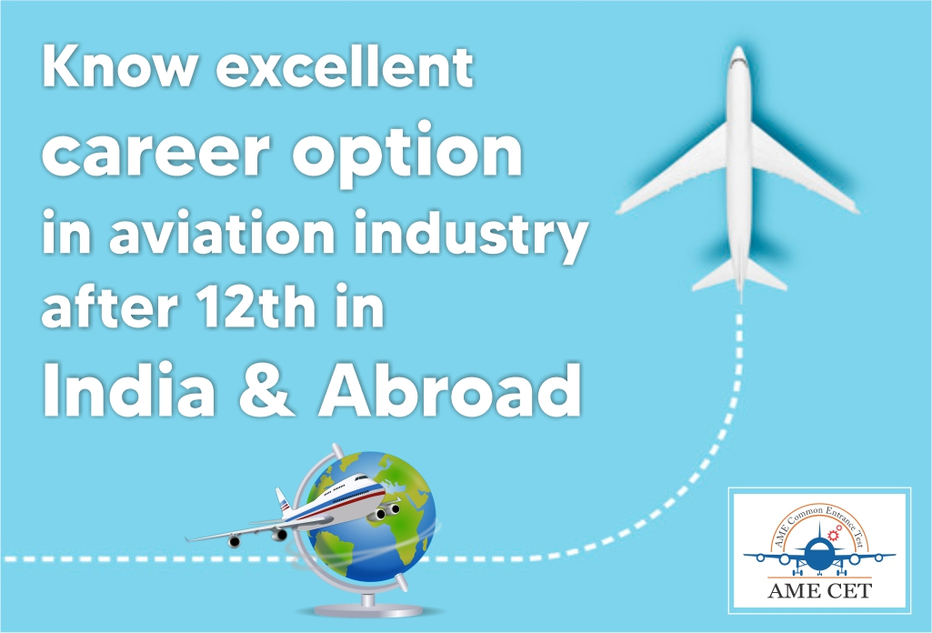Career Option in Aviation Industry after 12th