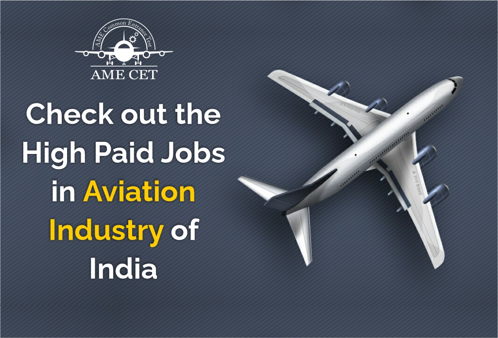 Check out the highly paid aviation jobs in India