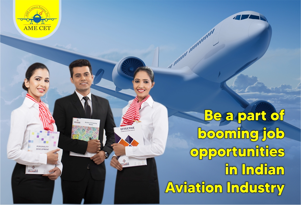 Be A Part Of Booming Job Opportunities In Indian Aviation Industry