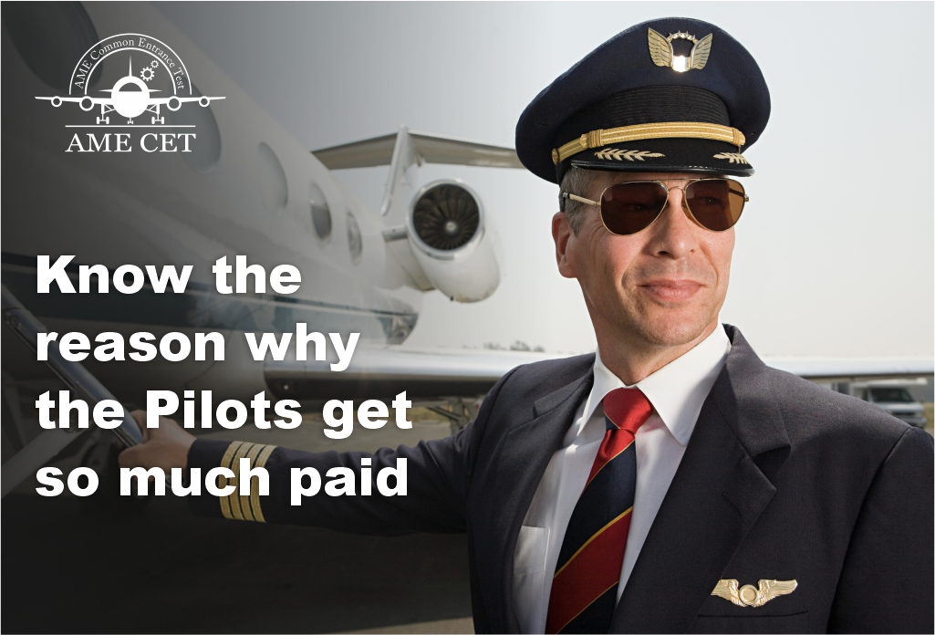 Why Do Pilots Get Paid So Much