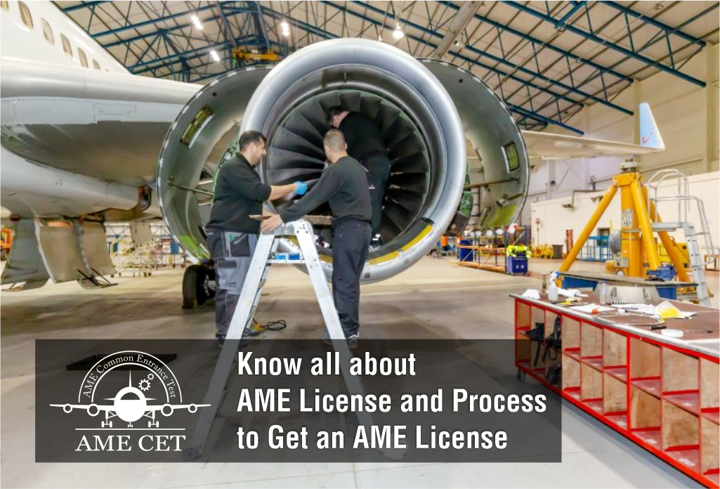 Know all about AME License and Process to Get an AME License