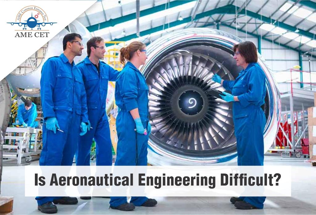 Aeronautical Engineering is the best career