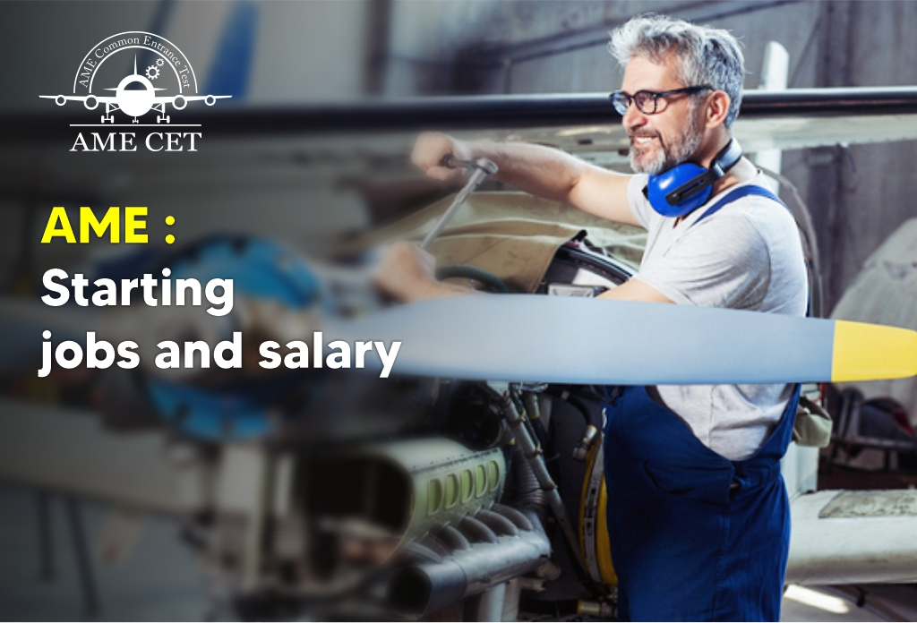 Aircraft Maintenance Engineering Freshers Job Opportunities and Salaries
