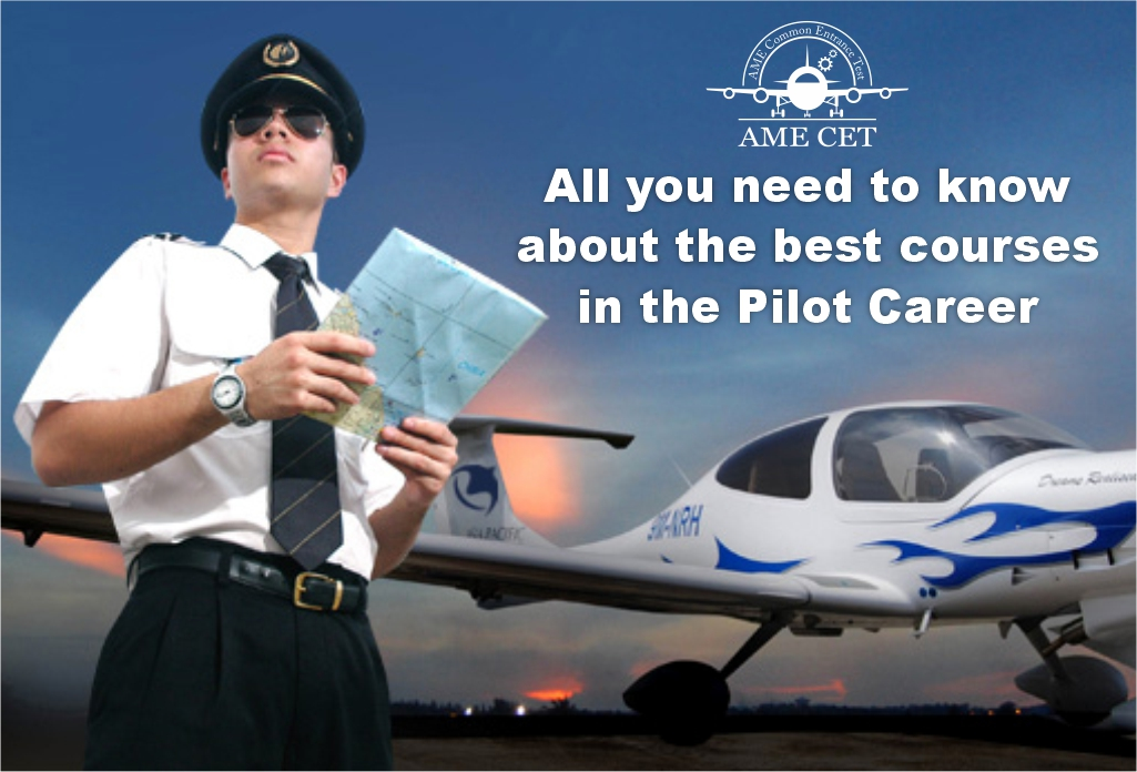 Best Courses for Pilot Career