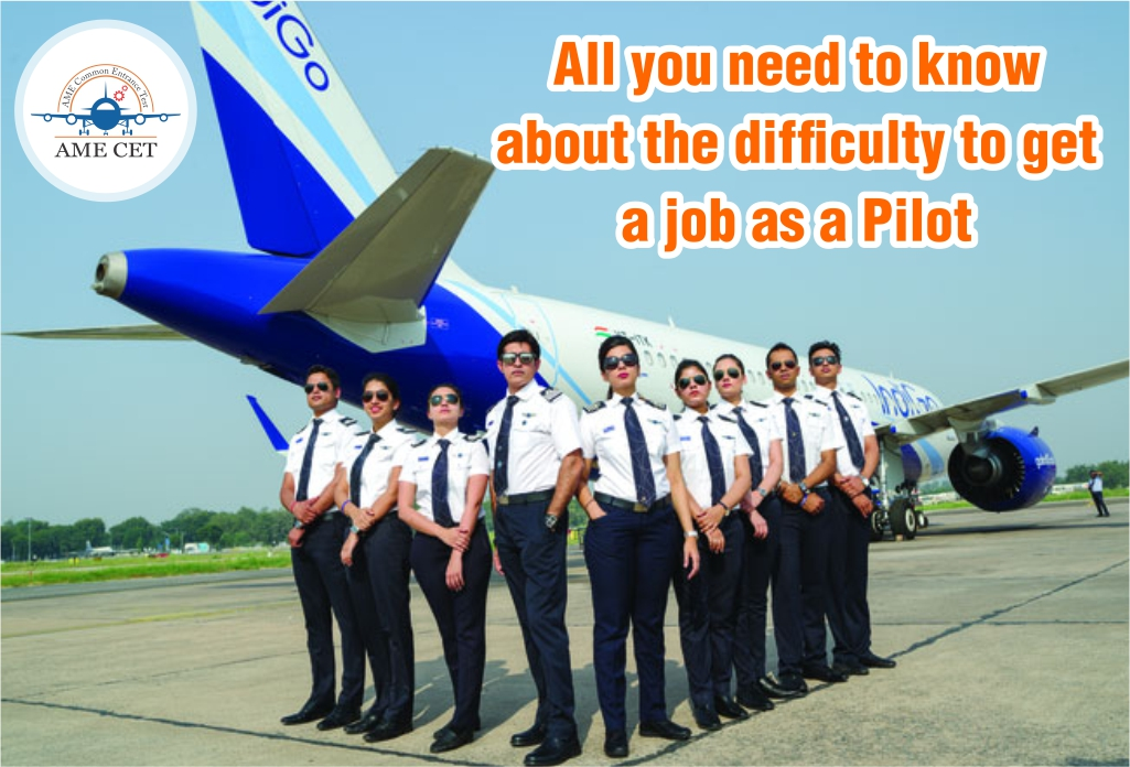 How Difficult Is It To Get A Job As a Pilot