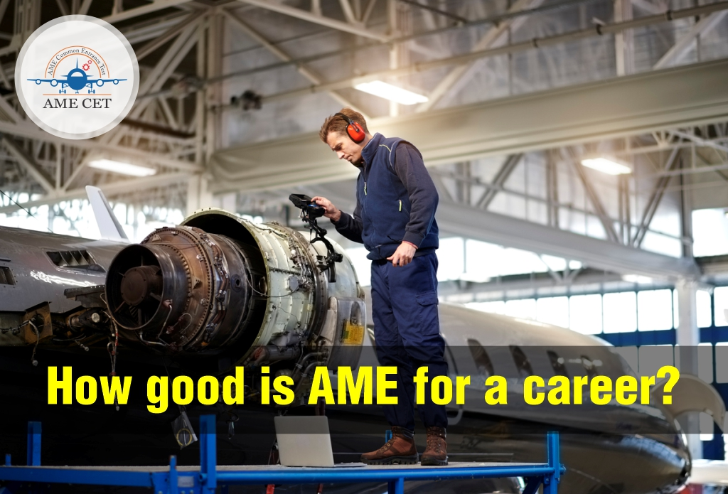 How good is AME for a career?