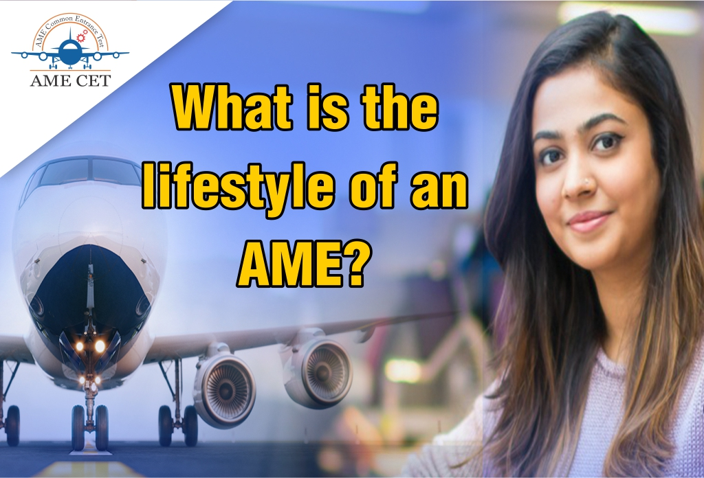 What is the lifestyle of an AME?