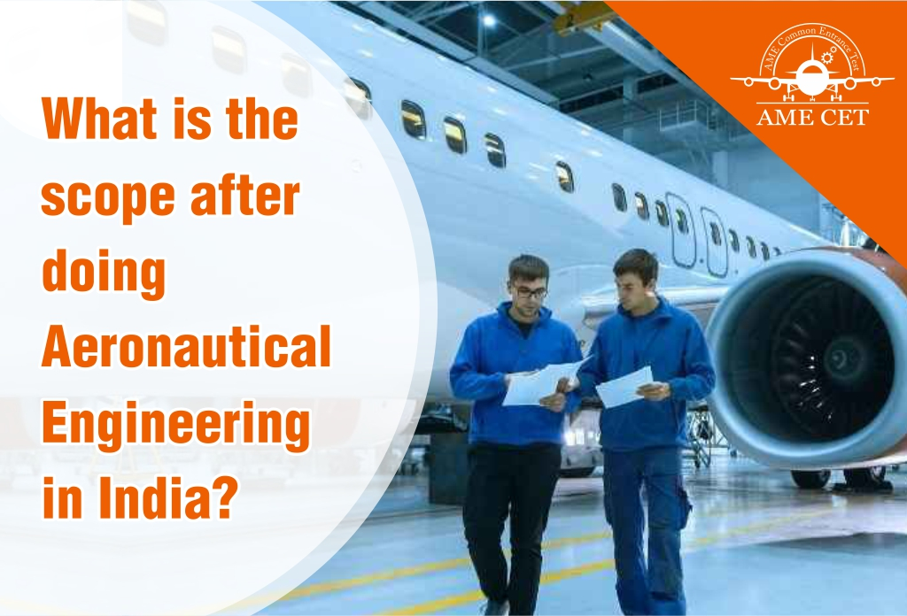 What is the scope after doing Aeronautical Engineering in India?