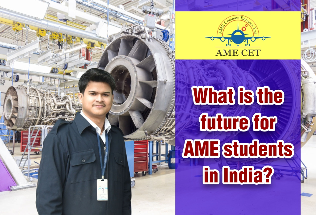 What is the future for AME students in India?