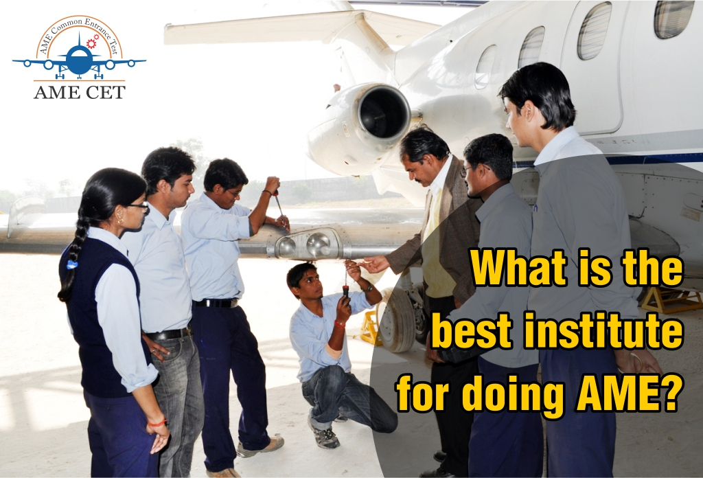 What is the best institute for doing AME?