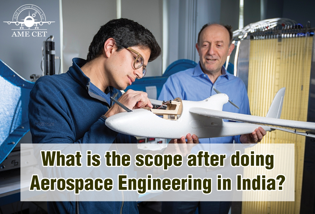 What is the scope after doing Aerospace Engineering in India
