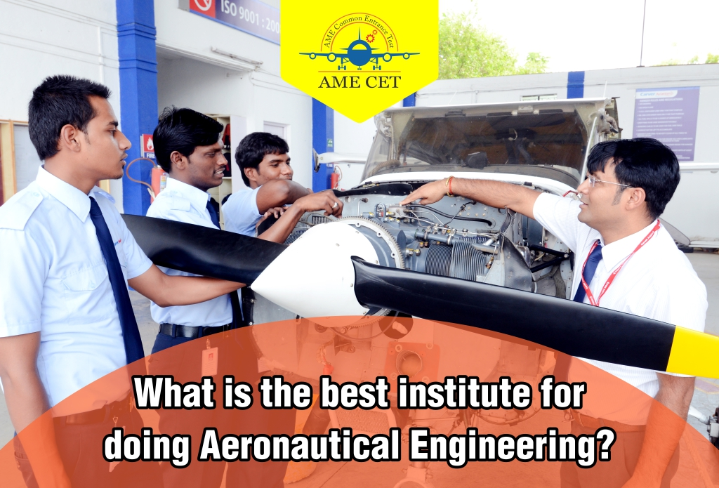 What is the best institute for doing Aeronautical Engineering